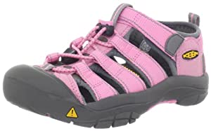 KEEN Newport H2 Sandal (Toddler/Little Kid/Big Kid),Sashet Pink/Gargoyle,1 M US Little Kid