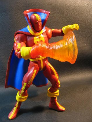 DC Universe Classics Series 1 Action Figure Red Tornado [Classic Costume]
