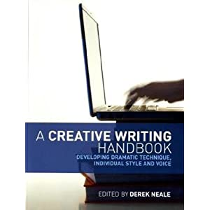 Image: Cover of A Creative Writing Handbook: Developing Dramatic Technique, Individual Style and Voice