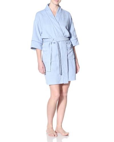 Aegean Apparel Women's Terry Kimono Robe