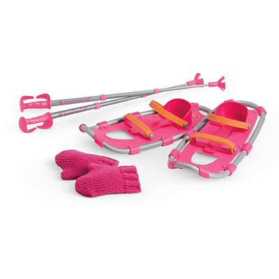 American Girl Snowshoe Set for Dolls