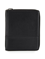 Autograph Leather iPad Travel Case