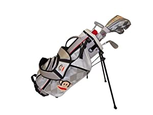 Paul Frank Junior Golf Club Set (Ages 6-8) by Paul Frank