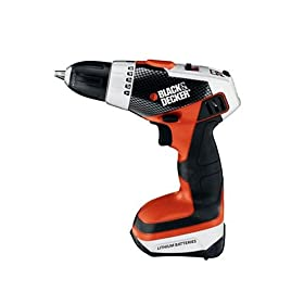 Black & Decker SC1400 14.4-Volt Cordless Super Compact Drill with Lithium-Ion Technology