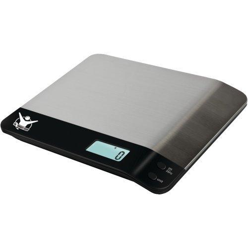 Taylor 1037BL Bl Digital Kitchen Scale Ss by Taylor