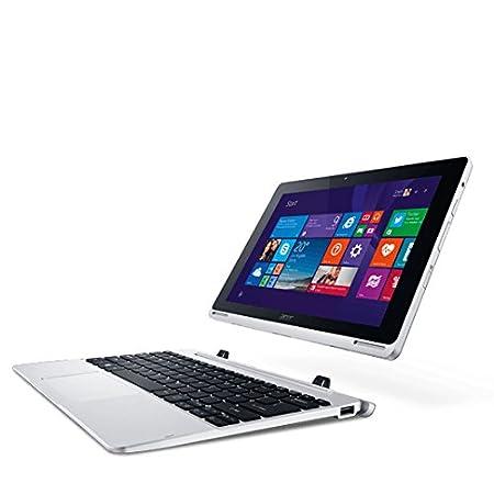 Sw 10SW501213U8 32G+500G 10.1 Z3735F W8 - Switch 10 SW5-012 -13U8 32GB + 500GB Atom Z3735F Quad Core Win8.1 Office 365 (1yr) 10.1inch multitouch (1280 x 800) 2GB DDR3 RAM 32GB eMMC + 500GB Hdd in keyboard WLAN 802.11a/b/g/n Qwerty - Ir