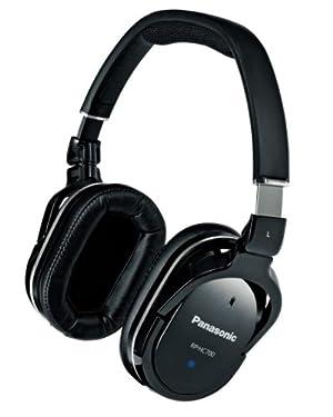 Panasonic ステレオヘッドホン アウトドアヘッドホン ブラック RP-HC700-K