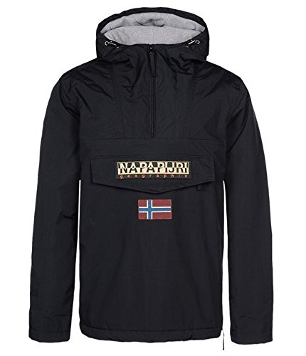 Giubbotto Napapijri Rainforest Winter 2017 N0YFRJ 041-Black, XXXL MainApps