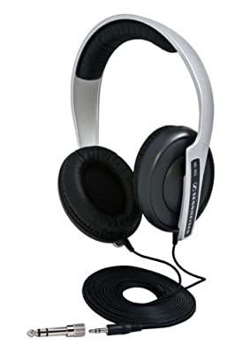 Sennheiser Hd203 (Hd 203) Professional Over-ear Studio Dj Monitoring Headphones