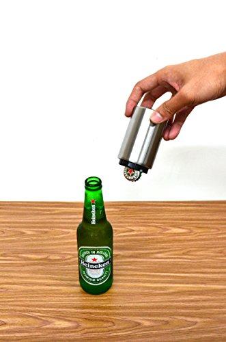 superiore livello beer bottle opener bottle hammer automatic bottle cap remover push down. Black Bedroom Furniture Sets. Home Design Ideas
