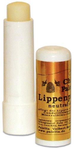 Palettas Lippenpflegestift neutral 4,7g 1 Stück ohne Mineralöl / ohne Konservierungsstoffe