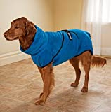 FURminator Fur Dry Box for Dogs, Purple, Large