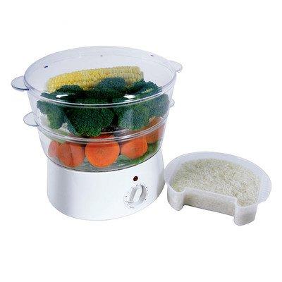 E-Ware 5.3-Quart Steam Cooker (E Ware compare prices)