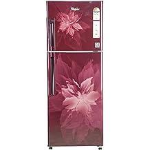 Whirlpool 245 Litres 3 Star Frost-Free Double Door Refrigerator , Wine Regalia)