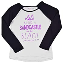Roxy Girls 2-6X Oh Yeah, Sea Salt, Large