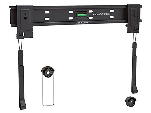 Monoprice 107468 23-Inch to 42-Inch Ultra Low Profile Wall Mount Bracket for LED TV