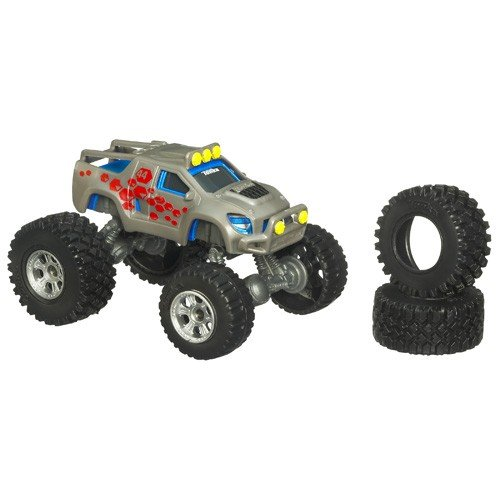 Tonka Tread Shifters Quicksand Crusher 3-A Vehicle - 1
