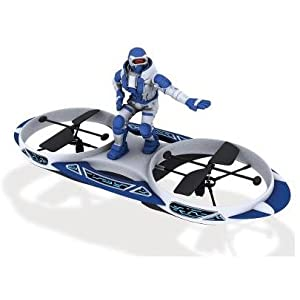 Remote Controlled Hovering Cyber Surfer RC Hover Board by AOK