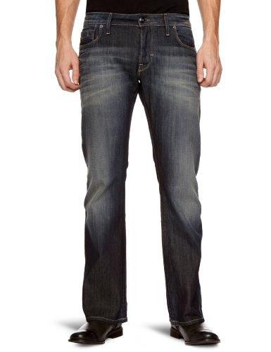 G-Star Basics Heller Low Boot Cut Men's Jeans Vintage Aged W38 INXL34 IN