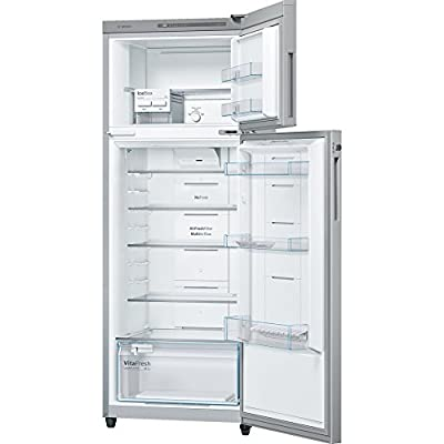Bosch KDN43VS20I Frost-free Double-door Refrigerator (347 Ltrs, 2 Star Rating, Silver)