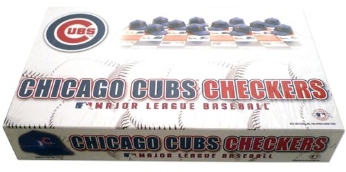 Chicago Cubs Checker Set at Amazon.com