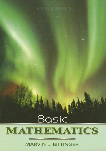 Basic Mathematics (10th Edition)