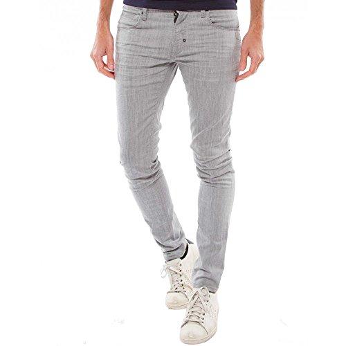 ANTONY MORATO - Jeans super skinny da uomo gilmour w00085 48/32 (w34) grigio