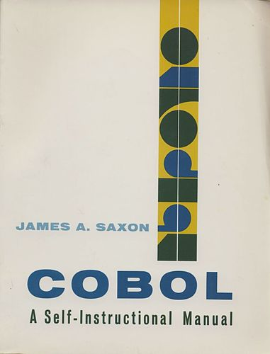 COBOL: A self-instructional manual