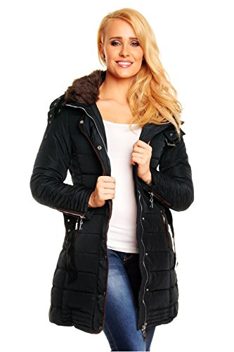 elegante-cappotto-trapuntato-con-cappuccio-in-pelliccia-sintetica-in-nero-xs-s-m-l-34-36-38-40-di-be