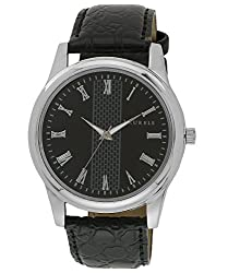 Laurels Imperial 1 Analog Black Dial Mens Watch ( Lo-Imp-102)