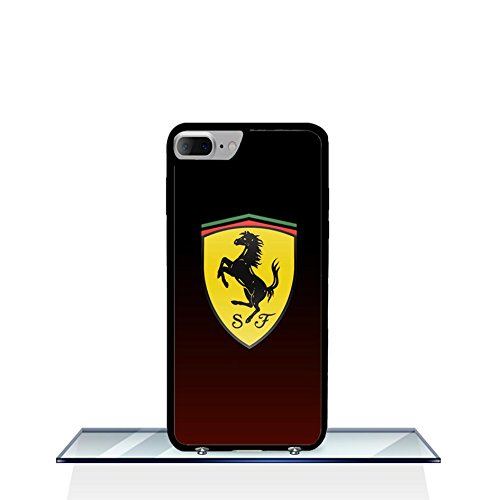 Car Ferrari Iphone 7S Schutzhülle Hülle Case Ferrari Iphone 7 Phone Shell Anti Staub für Mädchen Ferrari Iphone 7 / 7S Hard Case