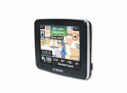 Curtis GPD359B Portable GPS Navigation System (Black ...