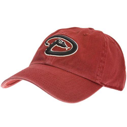 Arizona Diamondbacks - Mens Arizona Diamondbacks Adjustable Baseball Cap Red