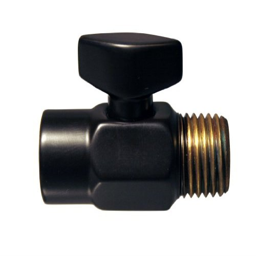 D309-12 1/2 In. Ips Shower Volume Control In Oil Rubbed Bronze - Volume Control-Yow