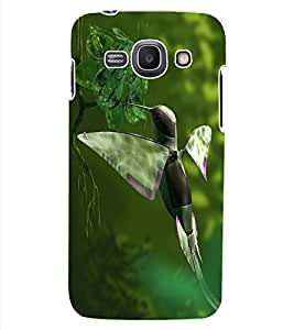 ColourCraft Amazing Bird Design Back Case Cover for SAMSUNG GALAXY ACE 3 S7272 DUOS