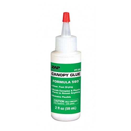 Canopy Glue Flexible 2oz. Zap