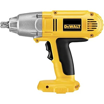 DEWALT Bare-Tool DW059B 1/2-Inch 18-Volt Cordless Impact Wrench (Tool Only, No Battery) from DEWALT
