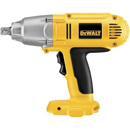 Dewalt Bare-Tool Dw059B 1/2-Inch 18-Volt Cordless Impact Wrench (Tool Only, No Battery) front-608221