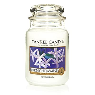Yankee Candle Midnight Jasmine Large Jar from yankee candle