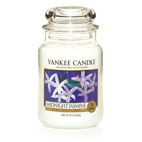 Yankee Candle Large Midnight Jasmine Jar Candle 1129548