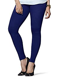 SR Women's Viscose Leggings_06_Navy Blue_XL