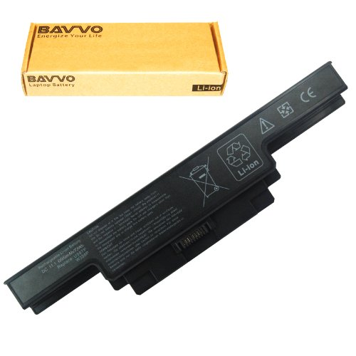 DELL studio 1450 1457 1458 W356P W358P U597P Laptop Battery - Perquisite Bavvo� 9-cell Li-ion Battery