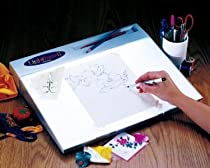 Artograph 12-Inch-by-18-Inch LightTracer II Light Box GREAT for MANGA Drawing
