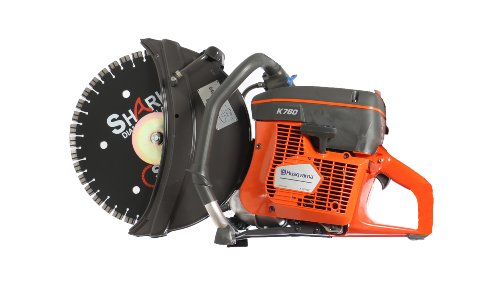 Husqvarna K760 + 1 Super Shark Blade (Husqvarna K760 Air Filter compare prices)