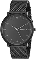 Skagen Hald Men's Steel Mesh Watch