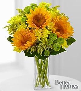FTD Flowers Better Homes and Gardens Sun Sensation Bouquet
