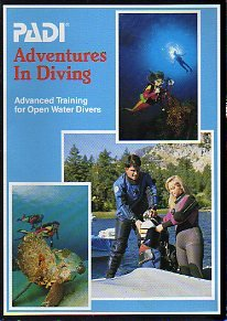 PADI adventures in diving: Manual