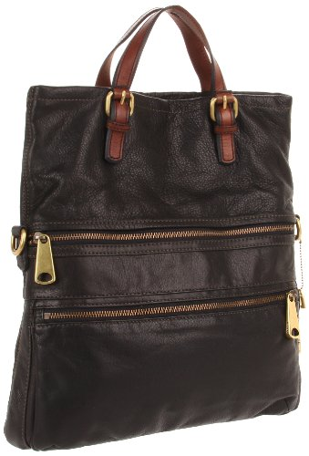 Fossil Explorer Large Cross Body