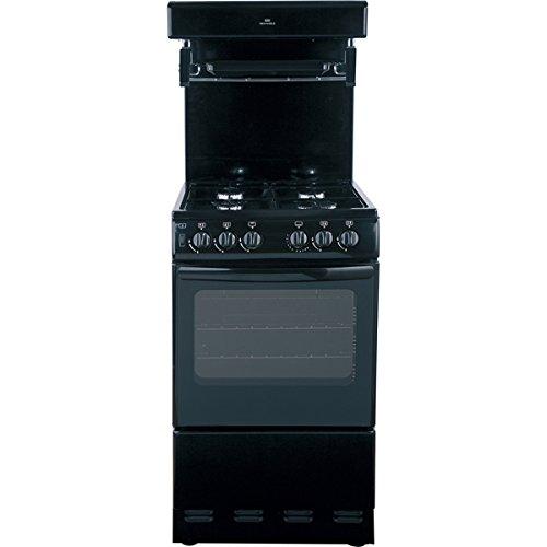 Gas Cooker Black (NW50THLG_BK)