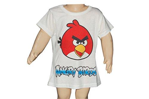 Disney Habooz Disney T-Shirt Angry Bird For Boys (Multicolor)